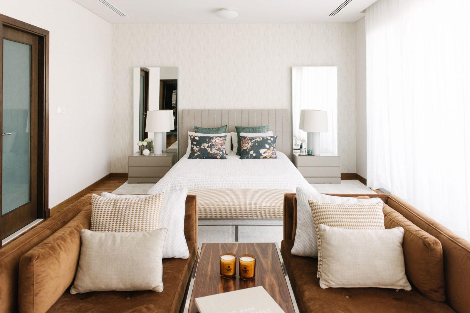 Burj Daman Apartment - Sneha Divias Atelier
