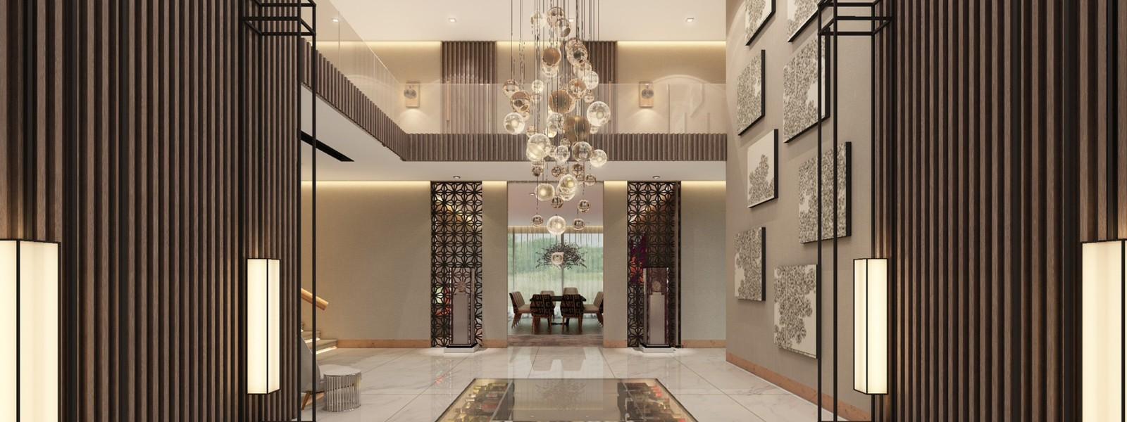 Sneha Divias Atelier - Jumeira Golf Estate Villa II