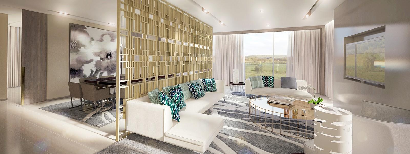 Sneha Divias Atelier - Jumeira Golf Estates Villa I