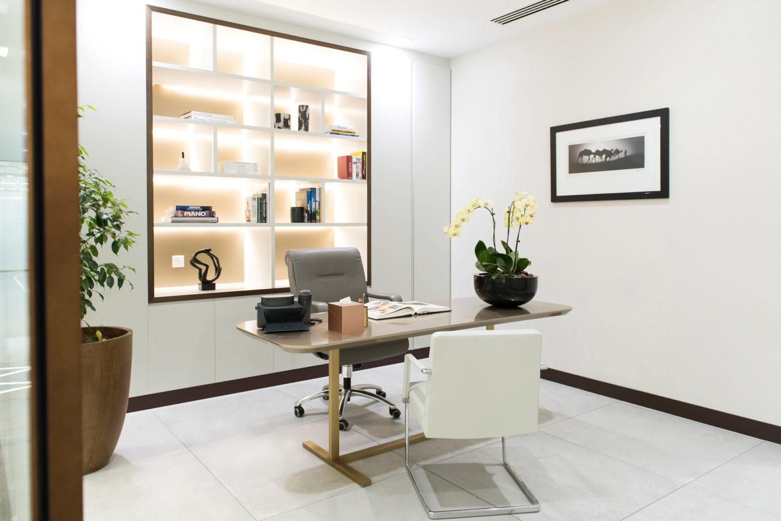 Sneha Divias Atelier - Dubai Holdings Chairman Office