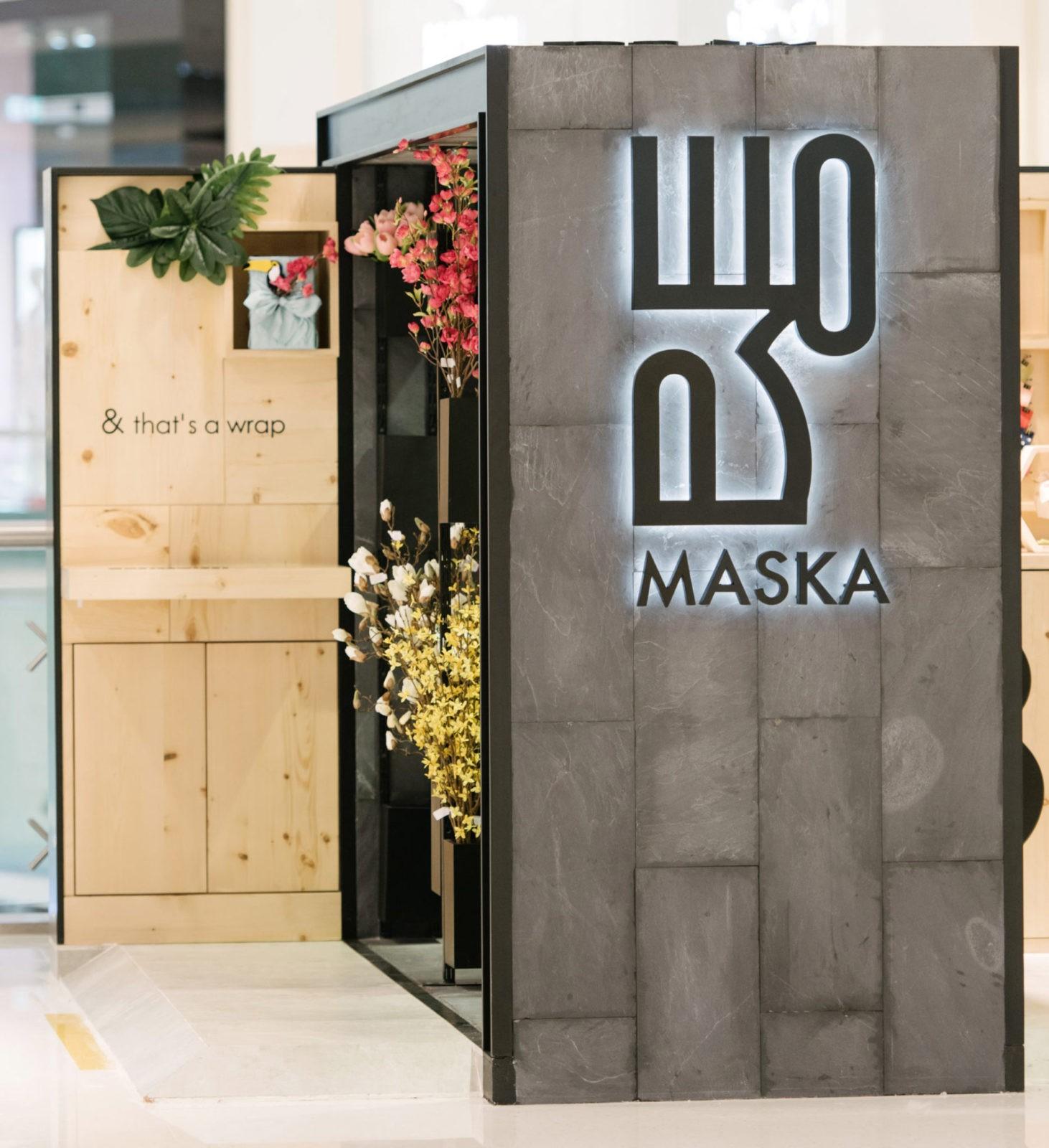 Sneha Divias Atelier - Maska Wraps