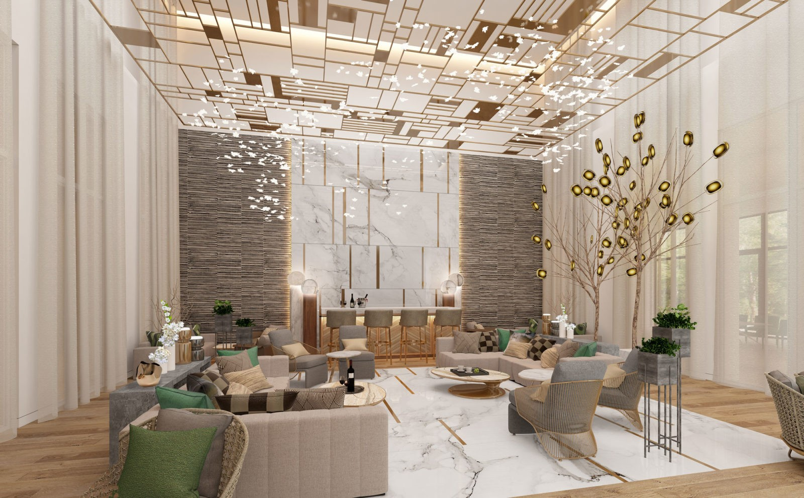Sneha Divias Atelier - Villa Dubai Hills II