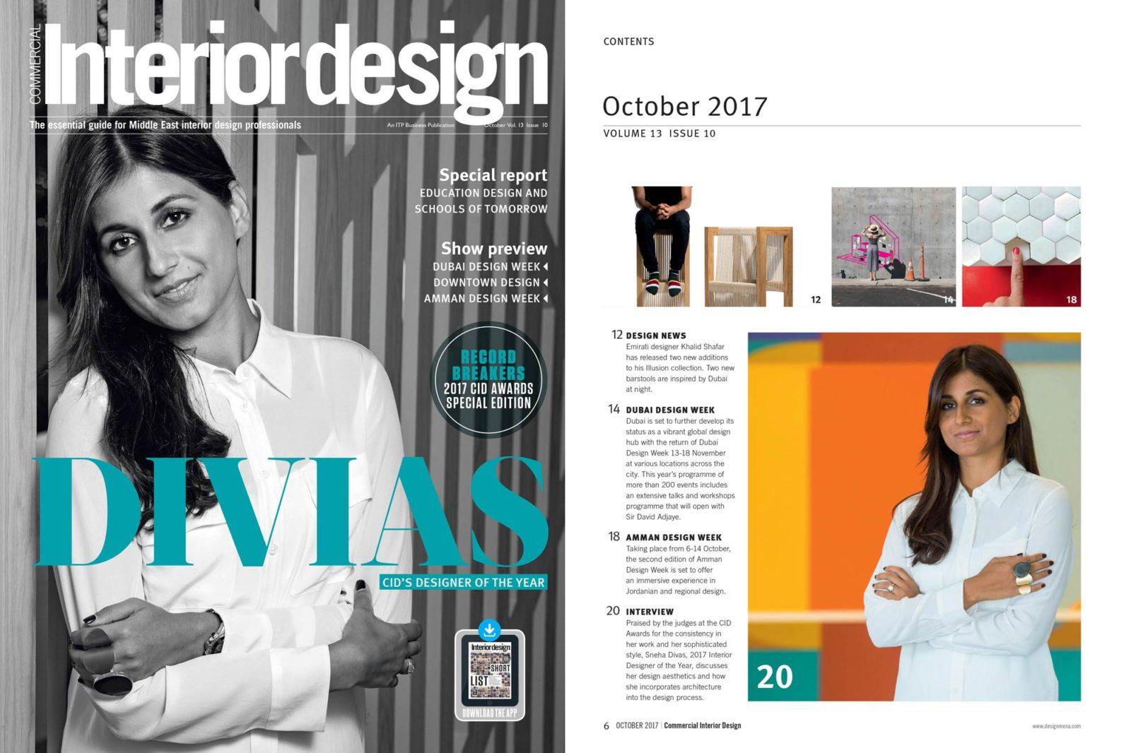 Sneha Divias Atelier - Commercial Interior Design