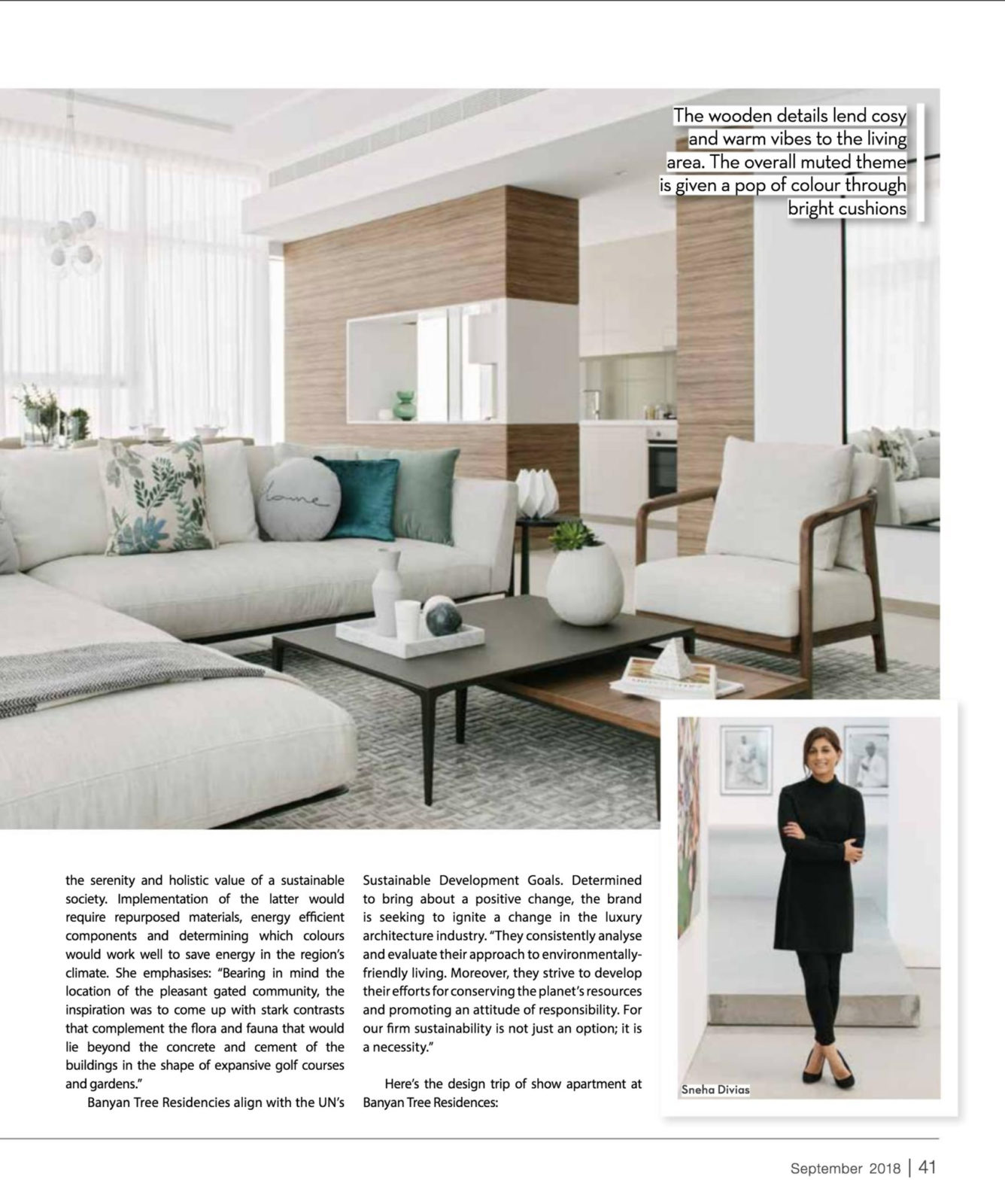 Sneha Divias Atelier -Design Middle East Banyan Tree